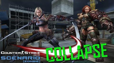 CSO Zombie Scenario - Boss Chase (Collapse)