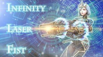 CSO CSN Z-Weapon Analyze Infinity Laser Fist