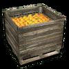 Hide crate fruit break