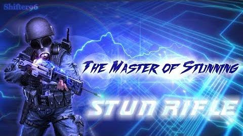 CSO CSN Z Weapon Review Stun Rifle