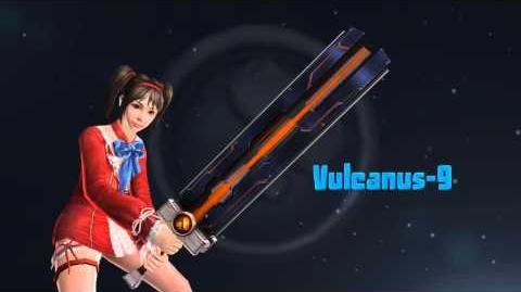 Counter-Strike Online Vulcanus 5 dan Vulcanus 9