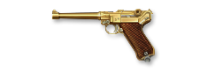 Extra Item - Gold Luger