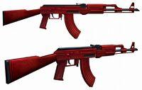 AK-47 Red 2