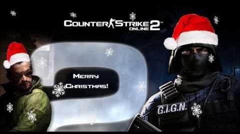 Counter-Strike Online 2 Christmas Themes(HD)