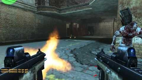 Counter Strike IND Dual Kriss Test