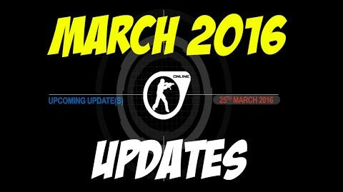 CSO Updates - 24th March 2016