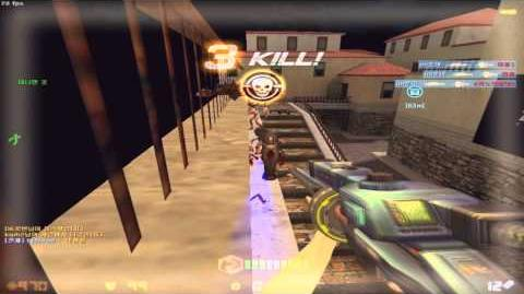 -CSO- 카스온라인 썬더볼트 플레이영상 (Thunderbolt Gameplay)