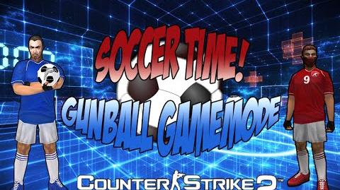 Counter-Strike Online 2 - GUNBALL Soccer Time!