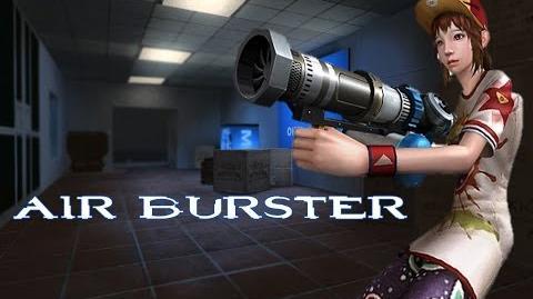 CSO TW HK - Zombie 4 Darkness - Phải gió với Air Burster