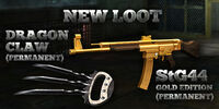 Dragontail stg44g promo