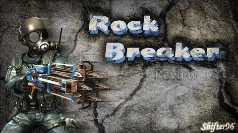 CSO CSN Z-Weapon Review Rock Breaker