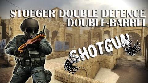 CS Online 2 - Stoeger Double Defence Shotgun