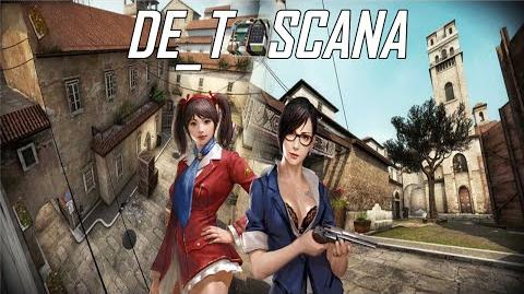 Counter-Strike Online 2 - de toscana