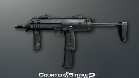 Counter-Strike Online 2 - MP7A1 weapon in Office
