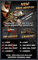 Cannon tmpdragon INAposter