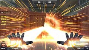 【 CSO 】全新超凡武器:無限激光炮 인피니티 레이저 피스트 Infinity Laser Fist │ 最終的絕望,牆體、BOSS 傷害實測。