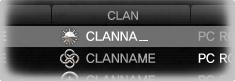Clannamechange
