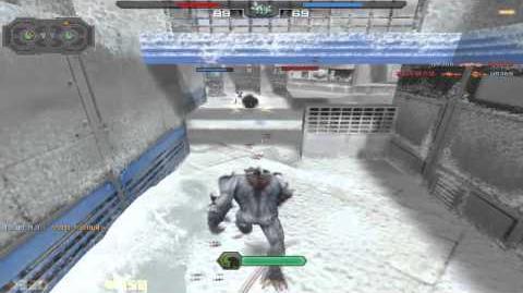 CS Online - Beast Mod & Weapon Leviathan Gameplay