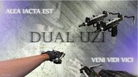 CSO NZ-Weapon Anaylze Dual Uzi