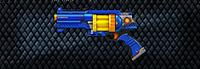 Buffdartpistol