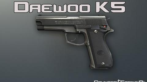 Counter-Strike Online 2 - Daewoo K5 gameplay