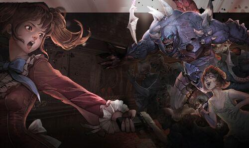Zombie revive
