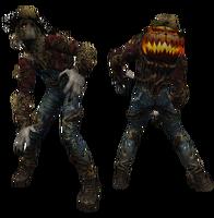Scarecrow blotter origin