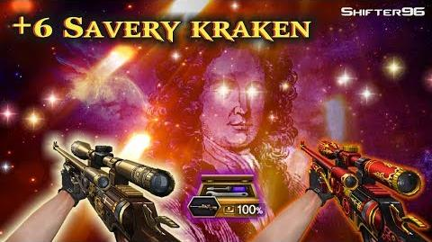 CSO CSN Z-Weapon Review How To Make (+6) Savery Kraken + Comparison