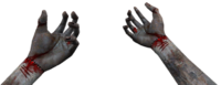 Light zombie viewmodel