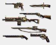 Season 2 Weapon