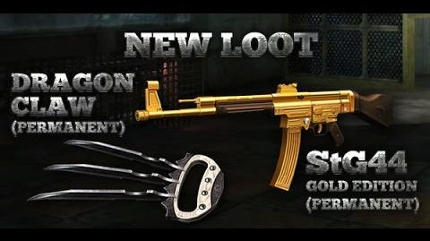 Counter Strike Online (Nexon Zombies) Dragon Claw
