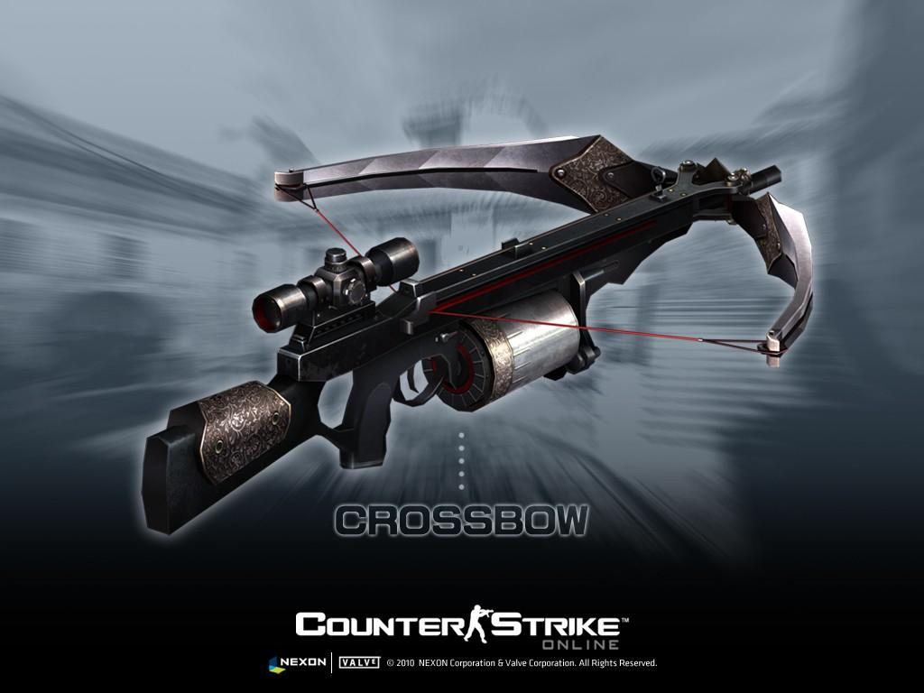 Magazine Fed Crossbow
