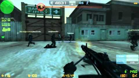 Counter-Strike Online - Monster Hunter