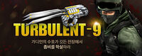 Turbulent9 korea