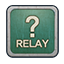 Random relay gate