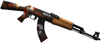 Ak47dragon shopmodel