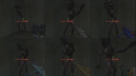 CSO CHARGER-7等各式MG3殭屍模式測試與對比