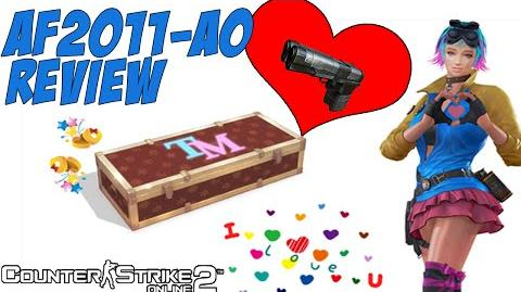 AF2011-A1 Pistol Review (Counter-Strike Online 2)
