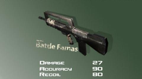 Counter-Strike Online - Battle Weapon(FAMAS)