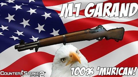 M1 Garand Rifle (Counter-Strike Online 2)