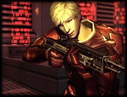 Riflemanred selection icon