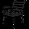 Hide patio chair2