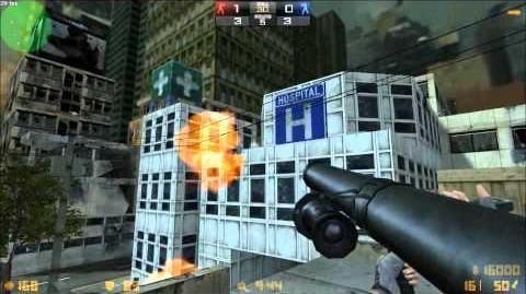 CS Online - Bazooka Battle
