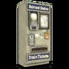Hide ticketmachine