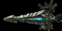 Runeblade attack