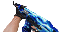 Ak47bluelightning viewmodel