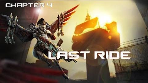 CSO Korean Zombie Scenario SS5 CH4 Last Ride