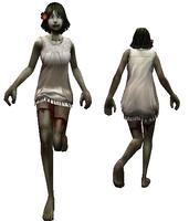 Speed zombie model