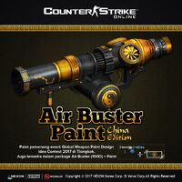 Airbursterpaint idn