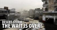 Desert storm promo
